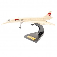Concorde British Airways Chatham Livery Landing and Take off Configuration 1:100 Scale