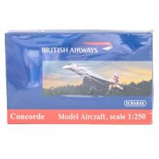 Concorde 1:250 Scale Model